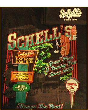 Family Restaurant   Temple, PA   Schell's Minature Golf & Restaurant   610-929-9660
