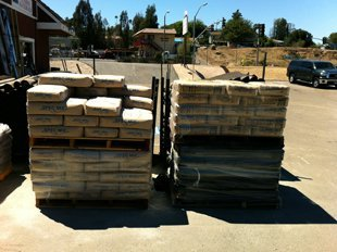 Landscaping Building Materials  | Vista, CA | Sunrise Materials Inc. | 760-726-9984