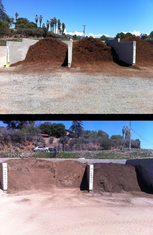 Top Soil Compost Decorative Rock Bark  | Vista, CA | Sunrise Materials Inc. | 760-726-9984