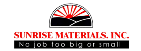 Landscaping Building Materials  | Vista, CA | Sunrise Materials Inc. | 760-726-9984