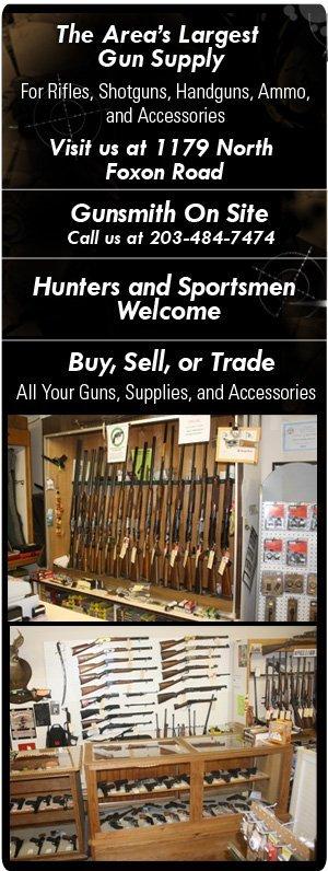 Rifles and Shotguns - North Branford, CT - Connecticut Sporting Arms, LLC