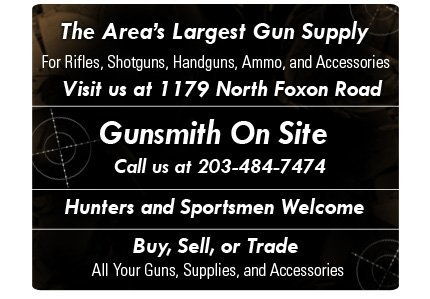 Gun Store - North Branford, CT - Connecticut Sporting Arms, LLC