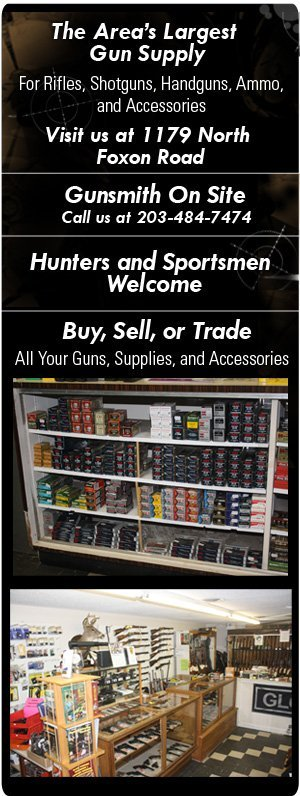 Ammunition and Accessories - North Branford, CT - Connecticut Sporting Arms, LLC