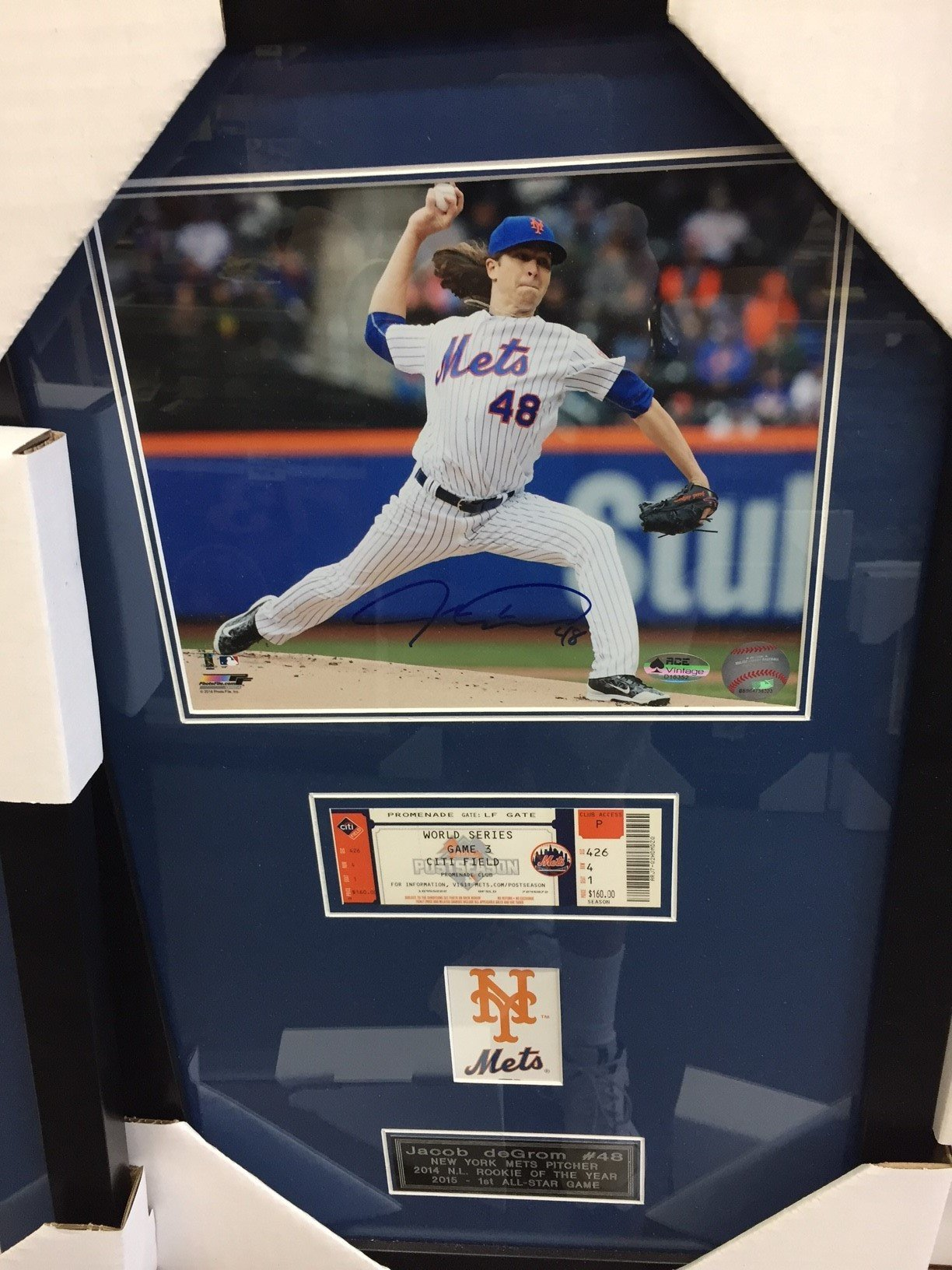 Jacob deGrom #48