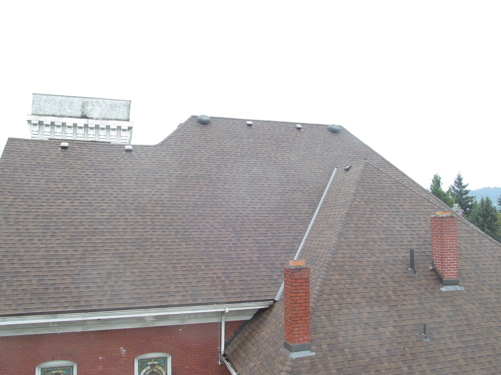 Superior Roofing  Commercial work
