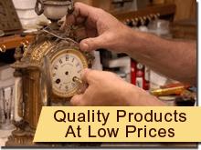 Clock Repairs - Gibsonia, PA - D & J Clock Shop