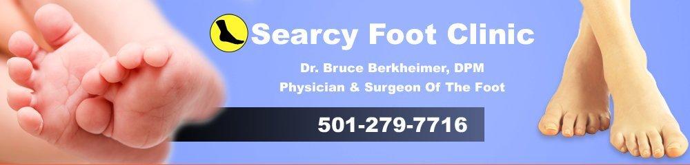 Podiatrist - Searcy, AR - Searcy Foot Clinic