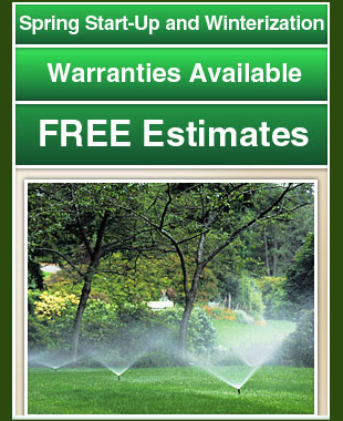 Commercial sprinkler and list of sevices