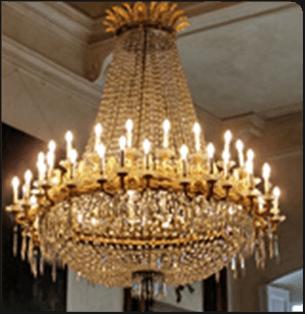 Chandelier | McCalla, AL | Perfect Panes LLC | 205-426-1444