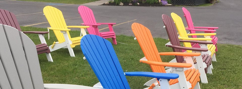 Superior Outdoor Poly Furniture