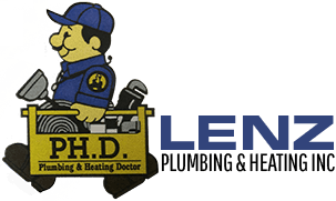 Lenz Plumbing & Heating Inc - Logo