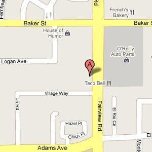 Super A's Mexican Restaurant - 2949 Fairview Rd Costa Mesa, CA  92626-4117