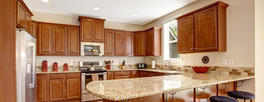 Custom Kitchen Cabinetry | Cabinet Installation | McComb, OH