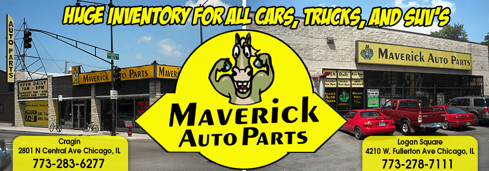 Truck Parts - Chicago, IL  - Maverick Auto Parts - We Speak Spanish and Polish!
