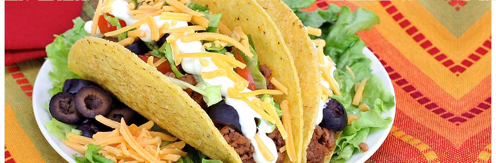Tacos | Leonardtown, MD | Salsas Mexican Café | 301-997-0442