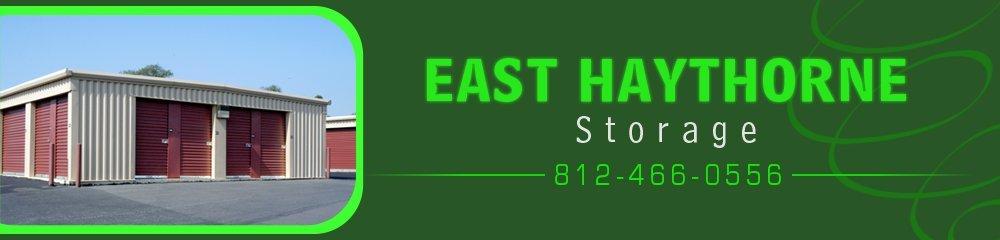 Self storage - Terre Haute, IN  - East Haythorne Storage