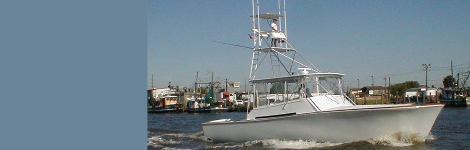 Marine Deck Installation