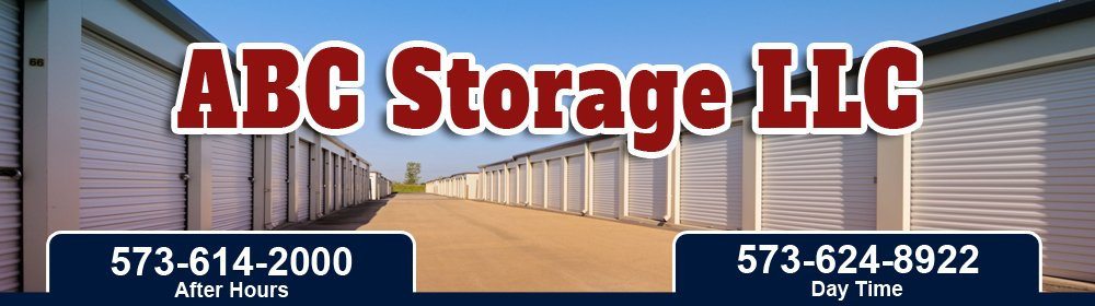 Self Storage - Dexter, MO - ABC Storage LLC