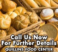 Quality Food Center - Decorah, IA - Quillins Food Center - Bakery Items
