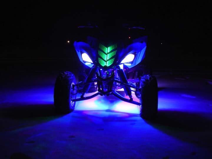 ATV underglow