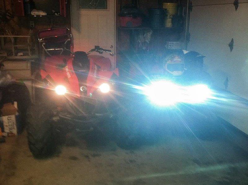 ATV HIDs