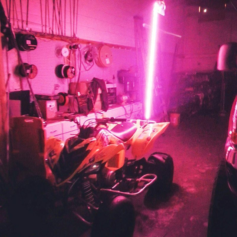 LED whip