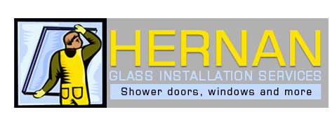 Hernan Glass Installation