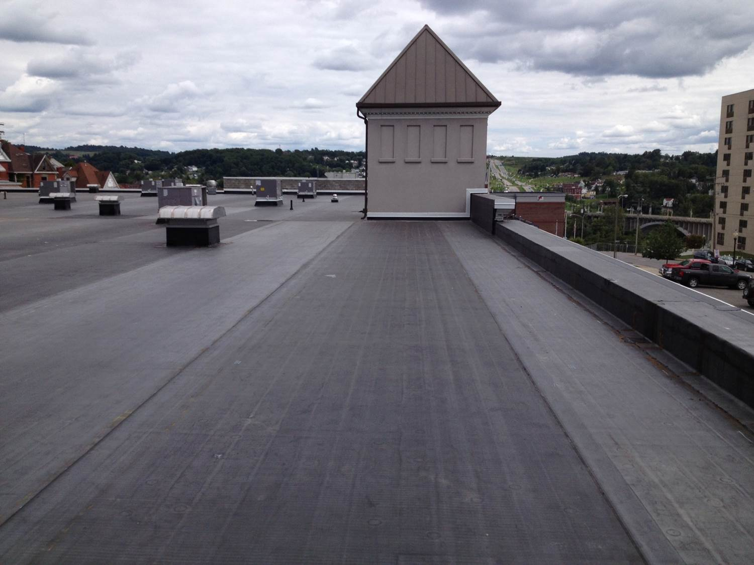 EPDM Roofing | Fully Adhered EPDM Roofing | Washington, PA