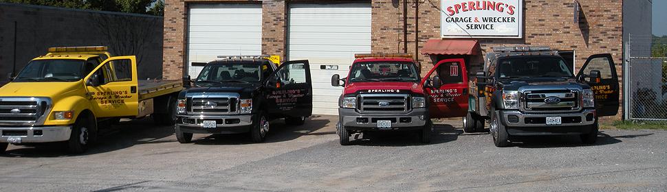 Sperling's trucks