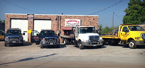 Sperling's auto trucks semi trucks