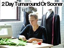 Dressmaking - Omaha, NE - Fast Alterations - Clothing Alteration - 2 Day Turnaround Or Sooner