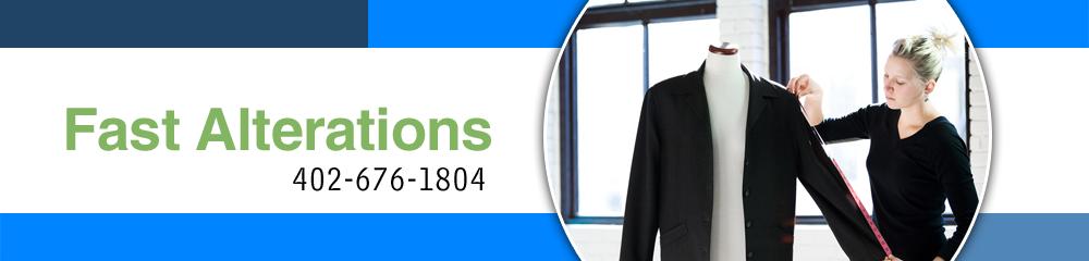 Clothing Alteration Omaha, NE - Fast Alterations 402-676-1804