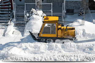 Snow removal | Kings Park, NY | Landscaping by Fredis, Inc | 631-269-6774