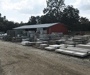Building and Landscaping Supplies