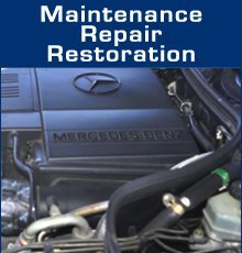 Auto Repair Shop - Scotts Valley, CA - Rick's Mercedes Works