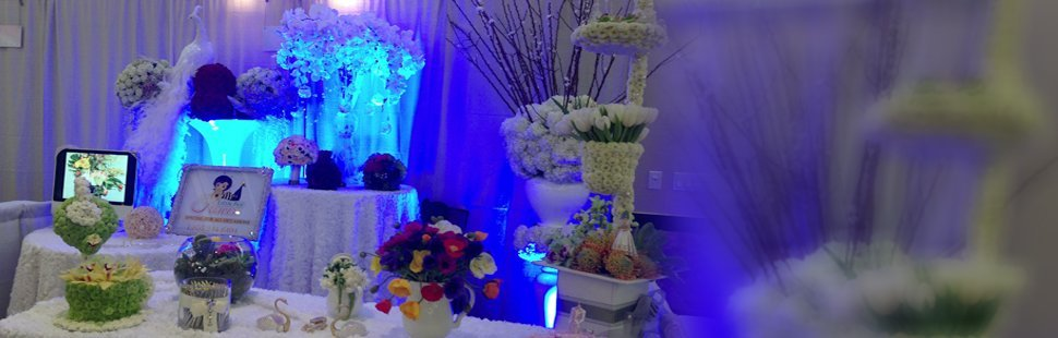 home flower decorations