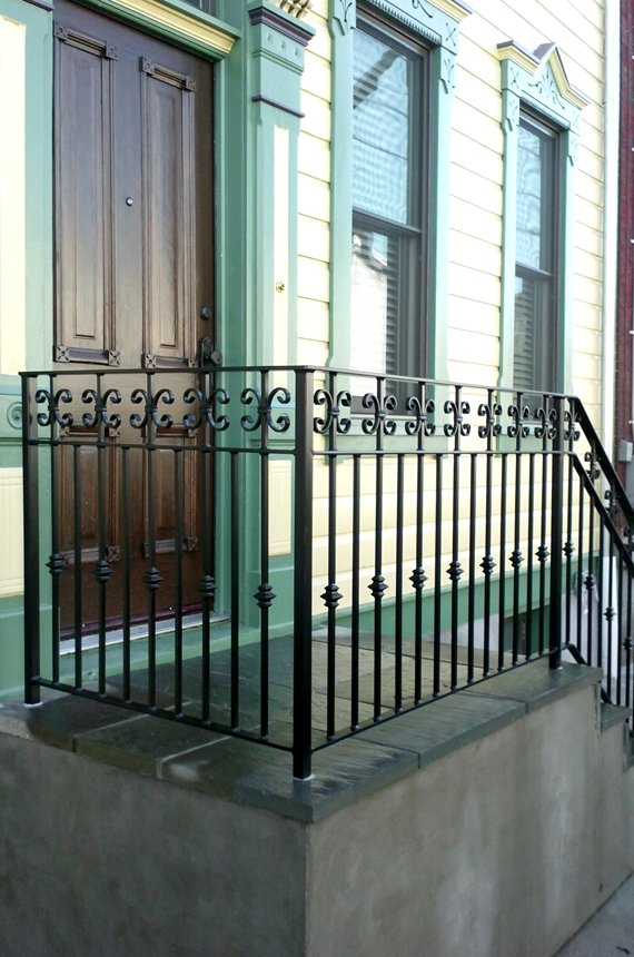 Exterior Iron Railings Photo Gallery | Pittsburgh, PA
