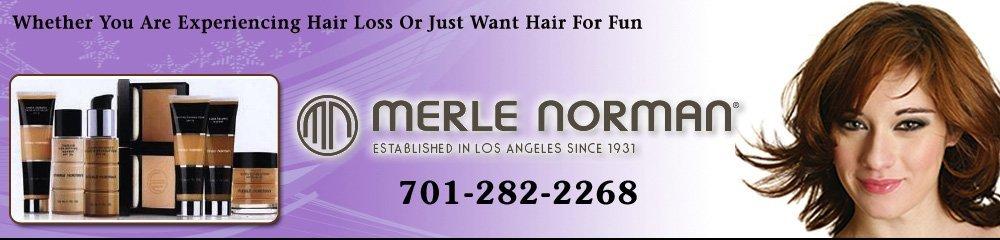 Hair Care - Fargo, ND - Merle Norman – Cheri Paul Wigs