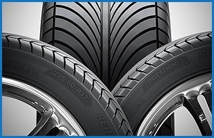 Quality brands tires
