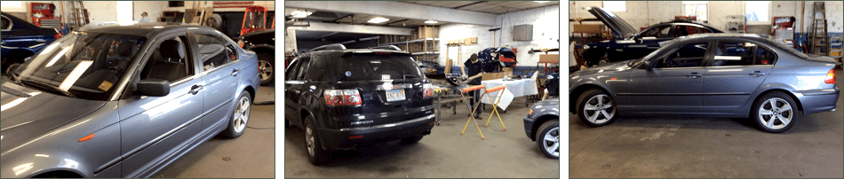 Dent repair | Marlboro, MA | Central Auto Rebuilders | 508-449-0444