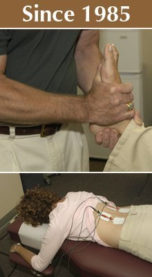 Chiropractor - Jenks, OK - Harris Chiropractic Clinic