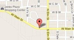 Harris Chiropractic Clinic 521 West Main Street, Jenks, OK 74037