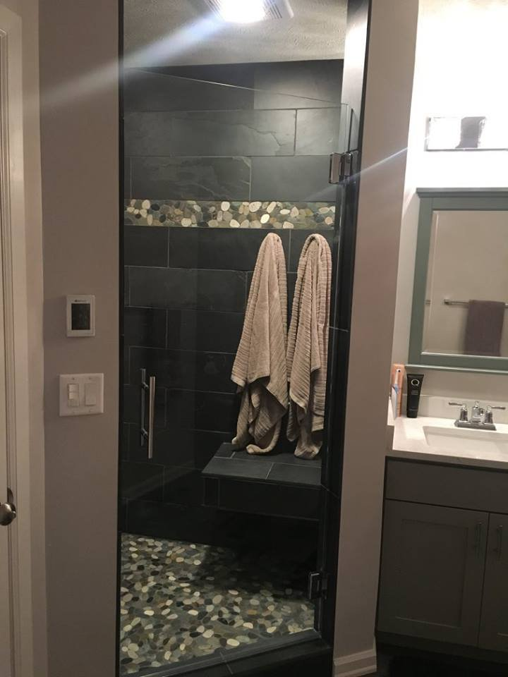 bathroom remodeling custom tiled showers omaha ne