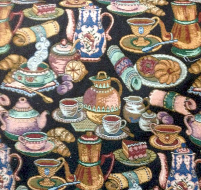 Novelty Tapestry for Furniture Upholstery or Crafting Fabrics