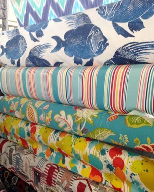 Indoor and Outdoor Fabrics