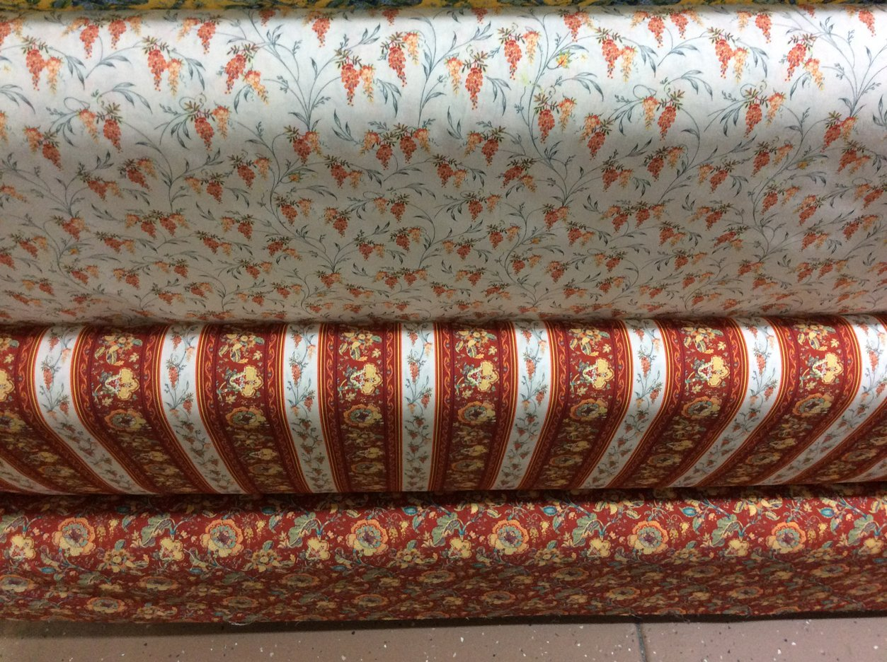 Freddy Farkel's Fabric Showplace Indoor and Outdoor Fabric ...