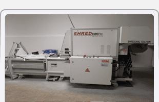 High quality shredding