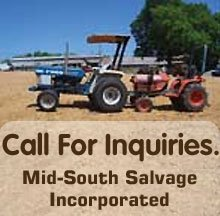 Tractor Part - Decatur, AL - Mid-South Salvage Incorporated