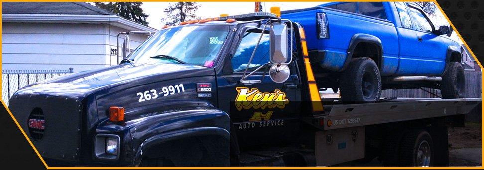 Contact | Hibbing, MN | Ken's A-1 Auto & Tow Service | 218-263-9911