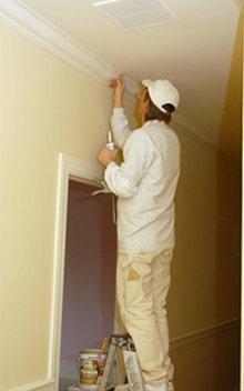 Handyman - Fargo, ND - Brent Barth Handyman Service - interior painting